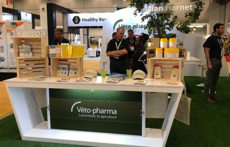 Véto-pharma @ Apimondia 2019
