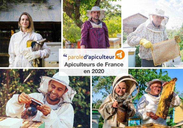 Parole d'apiculteur : Apiculteurs France 2020